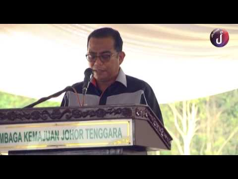 Kerajaan Johor Lancar Bandar Koperasi Pertama di Malaysia