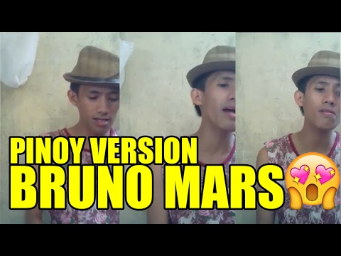 Video Same voice as BRUNO MARS! (Versace on the Floor) download in MP3, 3GP, MP4, WEBM, AVI, FLV February 2017