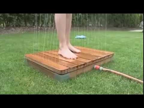 Amezing Garden Shower