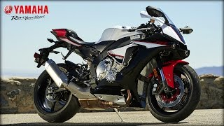 3. Yamaha YZF-R1S Features & Benefits Walk-around