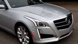 The 2014 CTS provides the Cadillac experience in a sport style with passenger space for five.