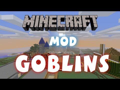 Minecraft - Mods: Goblins
