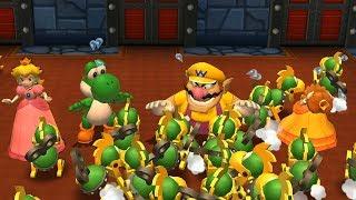 Mario Party 9 - My Favorite Minigames| Cartoons Mee