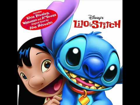 Stuck On You- Elvis Presley-Lilo And Stitch