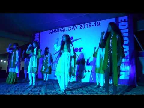 Noor City School Annual Function 2018-2019 Hay Jazba Jonoon
