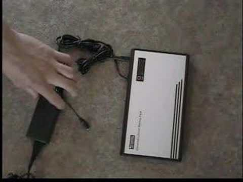 BG 15-21-130 External Laptop Battery Pack