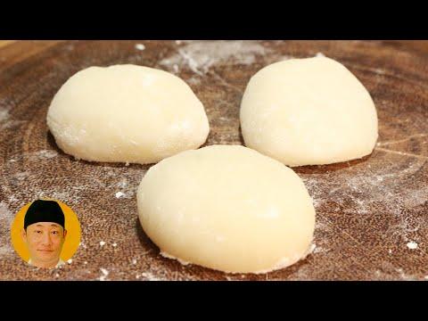 Como fazer moti o famoso bolinho de arroz