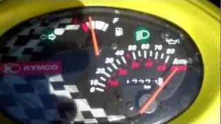 6. Kymco Super 9 Malossi 70cc kit