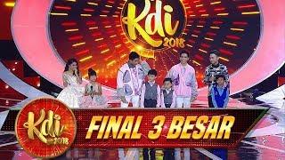 Video Menurut Juri Siapa Nih Yang Paling Menggemaskan Malam Ini Yaaaaa - Final 3 Besar KDI (25/9) MP3, 3GP, MP4, WEBM, AVI, FLV Maret 2019