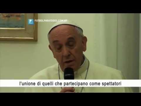 El mensaje del Papa Francisco