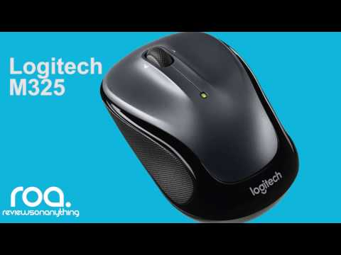 LOGITECH M325 Mouse review