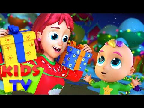 Deck die Hallen | Weihnachtsreime | Kinderreime für Kinder | Kids Tv Deutschland | Kinderlieder