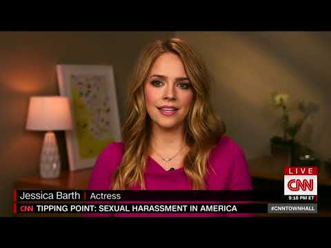 Jessica Barth: Stop working with predators like Weinstein