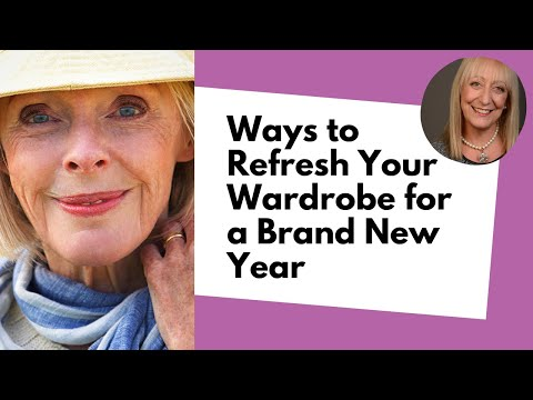 Ways to Refresh Your Wardrobe for a Brand New Year
