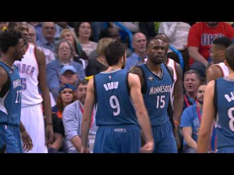 Shabazz Muhammad Throws Down the Hammer