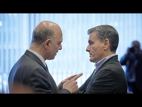 Εurogroup: Μεταμεσονύκτιες διαπραγματεύσεις για το χρέος