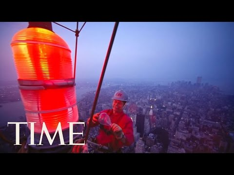 center - An exclusive behind-the-scenes look at how TIME scaled the tallest building in the Western Hemisphere and snapped an historic photographic panorama. Explore ...
