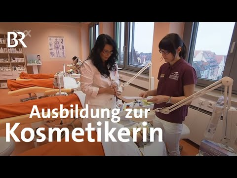 Kosmetikerin | Beruf | Ausbildung - viel mehr als nur S ...