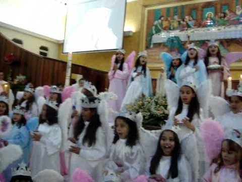 31/05/2011 Coroação de Nossa Senhora de Fátima em Tarabai-SP