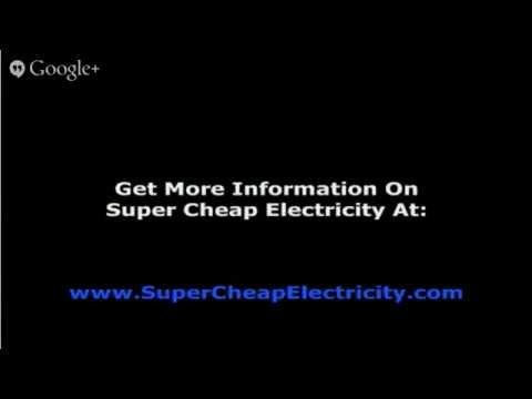 Cheapest electricity – Cheap Electricity – Learn How To Save On Electric Companies In Texas