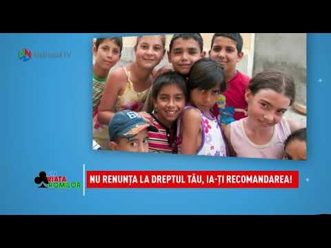 Din viata romilor - 21 noiembrie 2020