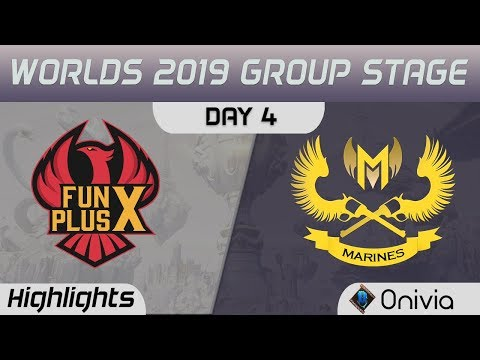 FPX vs GAM Highlights Worlds 2019