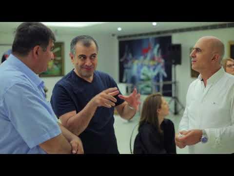 Arame Art Gallery 15 Year Anniversary in Beirut