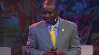 Happiness as a Default Position   Edwin Edebiri   TEDxUNLV