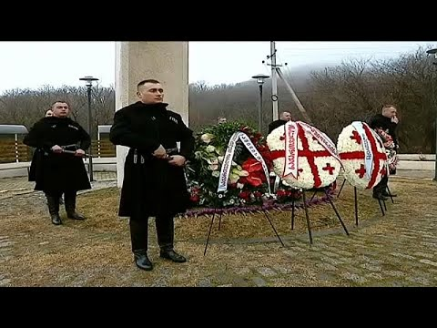 Georgien: Gedenken an die sowjetische Besatzung