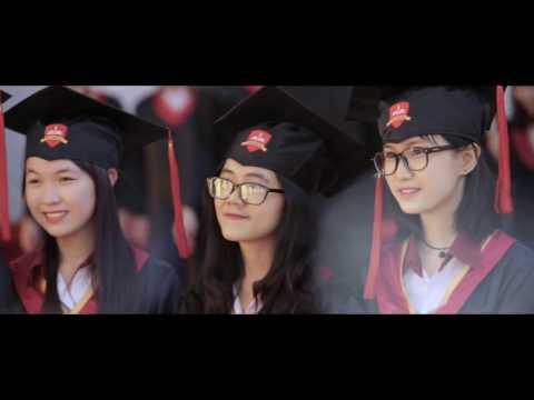Lễ tri ân và trưởng thành - iSchool Nha Trang