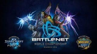 Battle.net World Championship Trailer