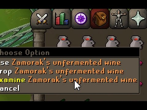 Is New Zamorak Wine Method Worth It?