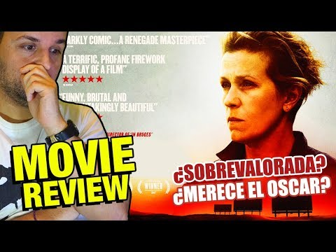 Tres anuncios en las afueras - CRÍTICA - REVIEW - OPINIÓN - McDonagh - Three Billboards Outside