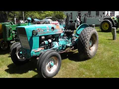 2018 Hardwick Vineyard and Winery Tractor Show and Tractor Pull