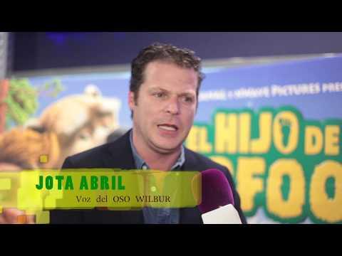 El hijo de Bigfoot - Jota Abril es... ¡Wilbur!?>