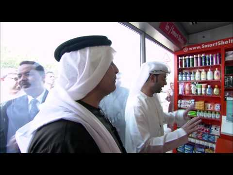 A new neighbourhood shopping concept launched in Dubai