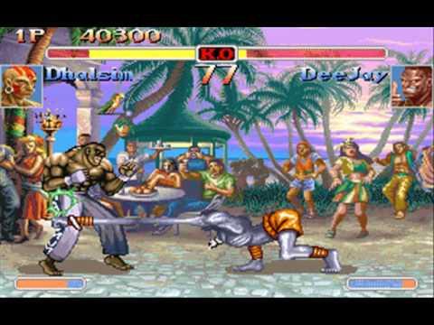 Super Street Fighter II Turbo PC