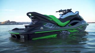 2. Kawasaki Ninja H2 SX vs. Jet Ski Ultra 310R Comparison