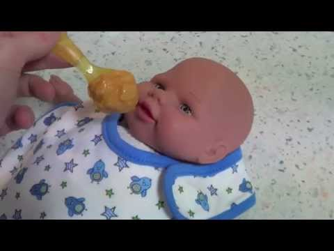 How To Feed a Baby