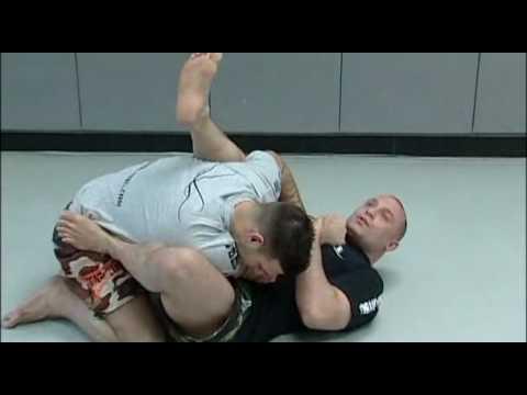 Matt Serra Brazilian Jiu-Jitsu Training Video Vol.1 part 1 of 5