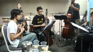 Fantasia Bulan Madu Keroncong cover