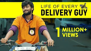 Video Life of Every Delivery Guy | English Subtitle | Awesome Machi MP3, 3GP, MP4, WEBM, AVI, FLV Januari 2019