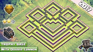 Clash of Clans - We are here with the anti-2 star Town Hall 9 Trophy Base. This base is built with the new Clash of Clans updates for the year 2017. This Base will help you to protect your trophy in the game. From this base opponent can't claim more than 2 star.But remember you need max defensive troops in your Clan Castle. So request your clan mate for max wizard, max balloons, and max valk. With these troops this base is perfect.Hope You guys like this base. If you do then please like and share this video.SUBSCRIBE to my Channel if you have not subscribed it yet because many good bases are coming soon that you don't want to miss.-----------------------------------------------------------------------------------------------------------Subscribe : https://goo.gl/52Hu3iFacebook Page : https://www.facebook.com/baseofclans/twitter : https://twitter.com/BaseofClansClash of Clans is an addictive multi-player game which consists of fast paced action combat. Build and lead your personalized armies through enemy bases taking gold, elixir and trophy's to master the game and become a legend. Up-rise through the realms and join a clan to reign supreme above all others.----------------------------------------------------------------------------------------------------------------Song: Jim Yosef - Speed [NCS Release]Music provided by NoCopyrightSounds.Video Link: https://youtu.be/lP6mK2-nLIkDownload Link: http://NCS.lnk.to/SpeedJim Yosef1. YouTube: https://www.youtube.com/user/Jimboows2. Facebook: https://www.facebook.com/jimyosefmusic/3. Twitter: https://twitter.com/jimyosef----------------------------------------------------------------------------------------------------------------Related Searches:th9 trophy base 2017,th9 trophy base legend league,th9 trophy base anti Iavaloon,th9 trophy base with double cannon,th9 trophy base champion league,th9 trophy base 2017 anti everything,th9 trophy base titan league,th9 trophy base with replays,th9 trophy base without xbows,trophy base th9 champion league,trophy base th9 new update,trophy base th9 anti Iavaloon,trophy base th9 latest,trophy base th9 titan league,trophy base th9,coc th9 trophy base 2017 with replay,coc th9 trophy base champion,coc th9 trophy base titan,coc th9 trophy base 2017 new update,coc th9 trophy base anti Iavaloon,