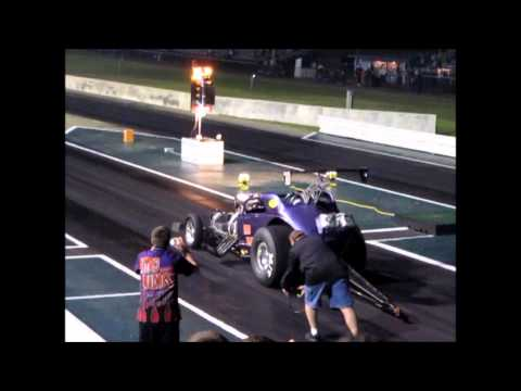 Cordova Dragway Park Nitroblast Floppers, Altereds, and Slingshots!!!