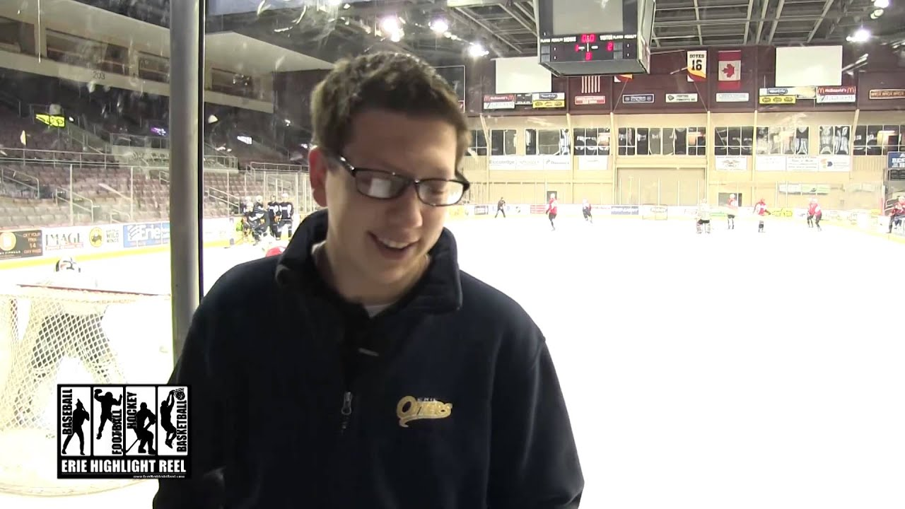 2013-14 Erie Otters Hockey Preview Show Episode #18 and #19 (OutTakes)