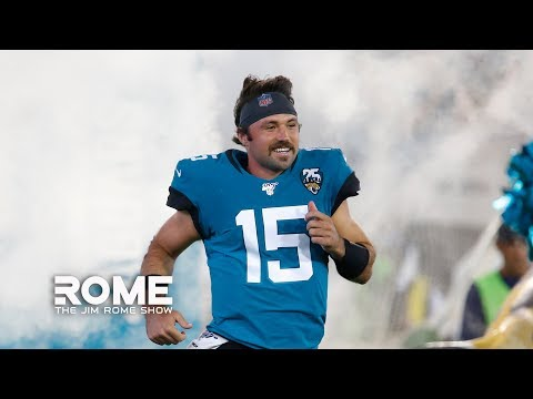 Video: Gardner Minshew Was The Only Good Thing About Thursday Night Football | The Jim Rome Show