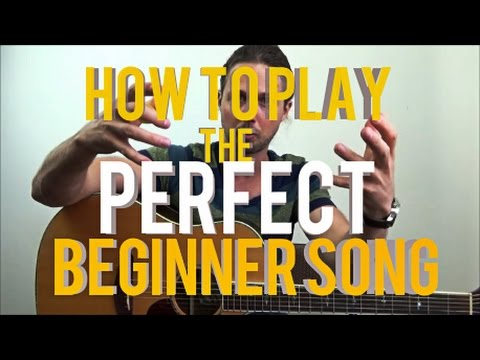My Secret EASY Song for Beginners – Good Riddance – Green Day – Guitar Lesson