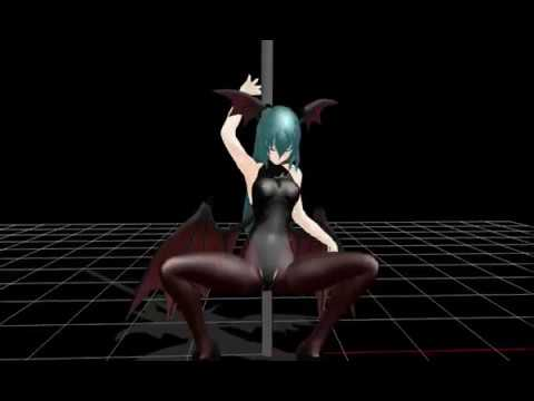 Video MMD K7 - Hi De Ho Morrigan nueva version sexy download download in MP3, 3GP, MP4, WEBM, AVI, FLV January 2017