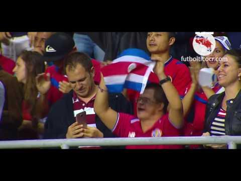 Коста-Рика - Панама 3:1. Видеообзор матча 07.09.2016. Видео голов и опасных моментов игры