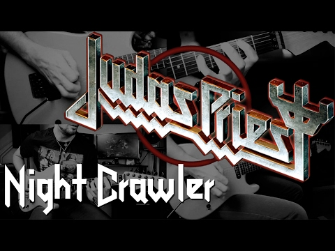 Judas Priest - Night Crawler guitar cover